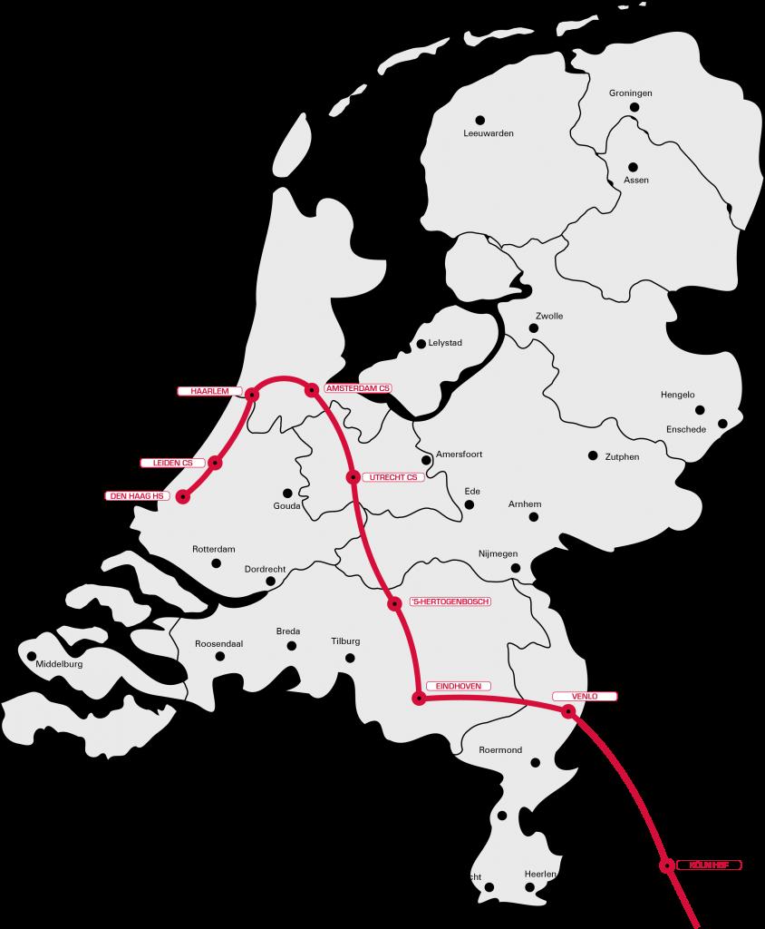 AlpenExpress_kaart